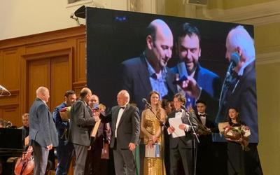 Pugacheva, Bashmet, Ishkhanov, Nikitina, Vengerov and Bertman receive public awards at a gala evening at the Moscow Conservatory | Мальтийский вестник